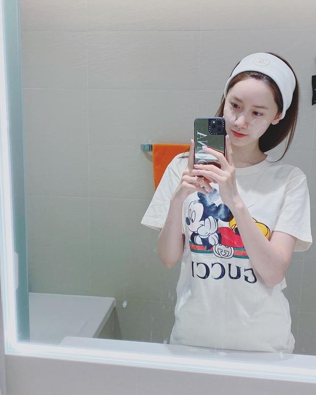 Yoona vừa bật mí 2 chiêu skincare giúp cô tút tát làn da mộc đẹp bất bại, đáng nói là chị em nào cũng áp dụng được - Ảnh 4.