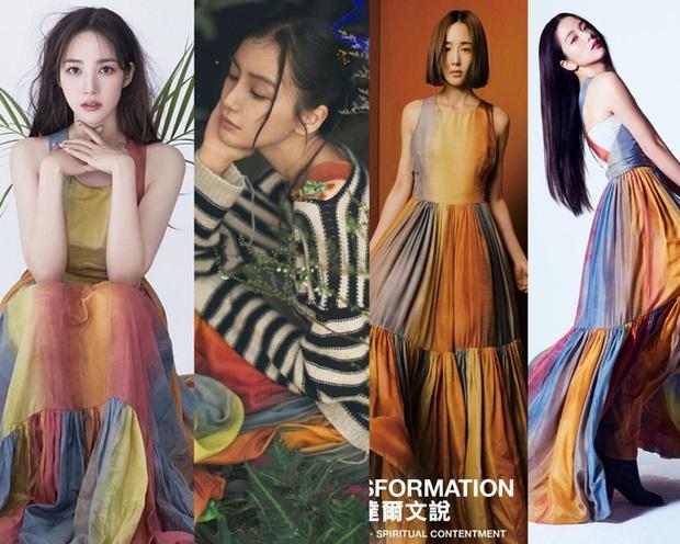 4 đại mỹ nhân châu Á đẹp xuất thần khi cùng diện váy của Dior, dân tình chắc cũng bó tay không tìm ra ai đỉnh nhất - Ảnh 6.