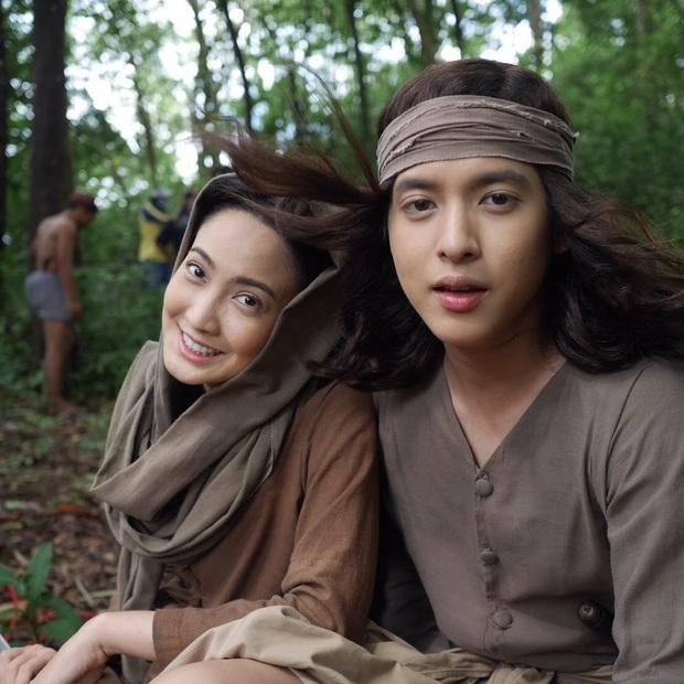 4 cặp diễn viên Thái Lan giống nhau đến ngỡ ngàng: Từ Nữ Thần Rắn đến em gái quốc dân đều có bản song trùng? - Ảnh 7.