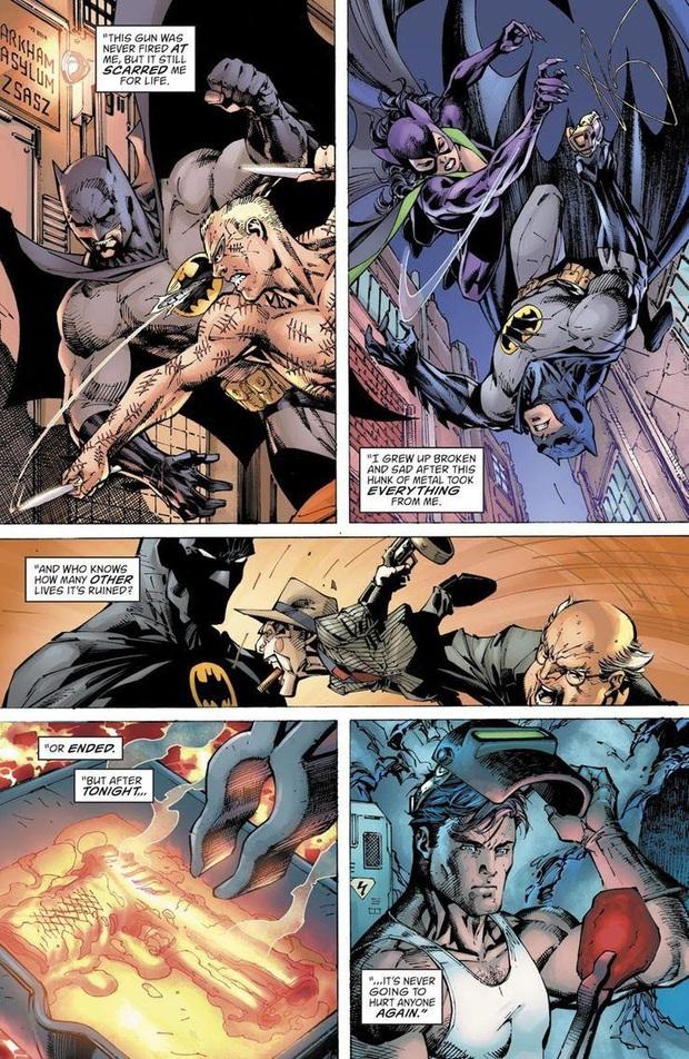 Tổng hợp drama Batman: Siêu anh hùng soái ca, nhà giàu nhưng số phận lận đận bậc nhất màn ảnh rộng - Ảnh 7.