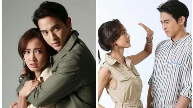 4 cặp diễn viên Thái Lan giống nhau đến ngỡ ngàng: Từ Nữ Thần Rắn đến em gái quốc dân đều có bản song trùng? - Ảnh 9.