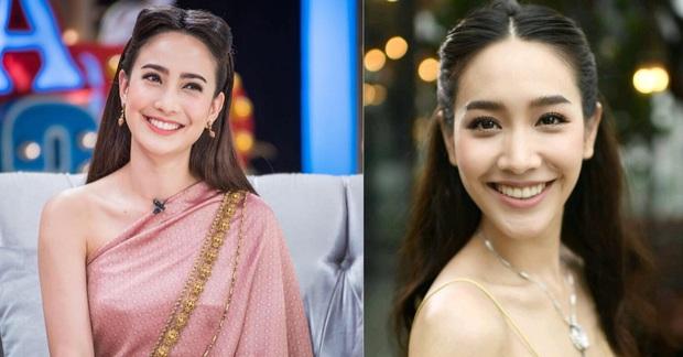 4 cặp diễn viên Thái Lan giống nhau đến ngỡ ngàng: Từ Nữ Thần Rắn đến em gái quốc dân đều có bản song trùng? - Ảnh 10.