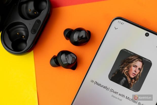 Đánh giá tai nghe không dây Galaxy Buds+: Hơn cả yêu! - Ảnh 8.