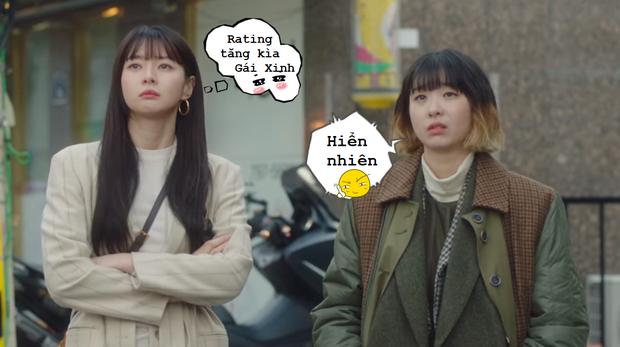 Rating Tầng Lớp Itaewon lại tăng chóng mặt nhờ màn trị nghiệp của điên nữ Jo Yi Seo - Ảnh 1.