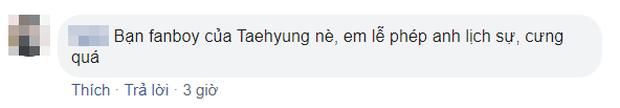 """Được V (BTS) cúi đầu chào, mỹ nam The Boyz """"vỡ òa"""" sung sướng, bật chế độ fanboy khiến fan xuýt xoa vì quá đáng yêu - Ảnh 6."""