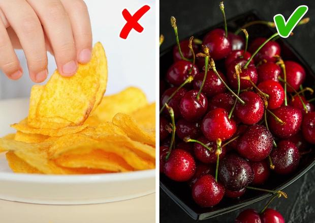 7 cách giúp bạn kiểm soát chứng nghiện ăn vặt để giảm béo hiệu quả hơn - Ảnh 1.