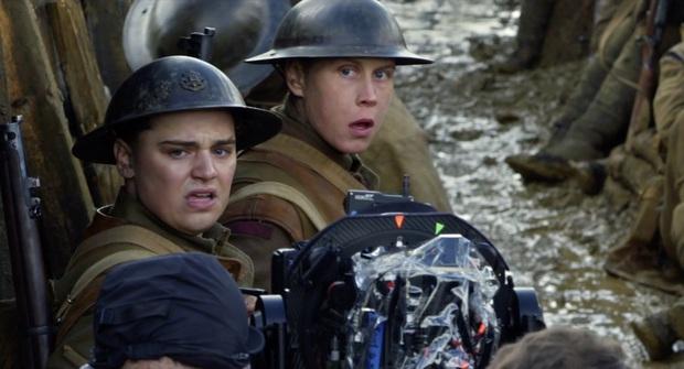 1917 thắng lớn, Parasite tiếp tục làm điện ảnh Hàn nở mặt khi ẵm hai giải quan trọng tại BAFTA Film Awards - Ảnh 2.