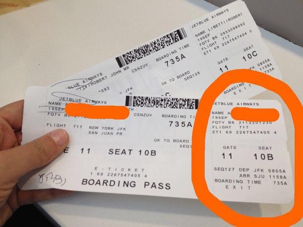 Thì ra thói quen đăng ảnh vé máy bay lên mạng xã hội hoặc vứt chúng đi có thể khiến chúng ta rước hoạ vào người thân đấy! - Ảnh 3.