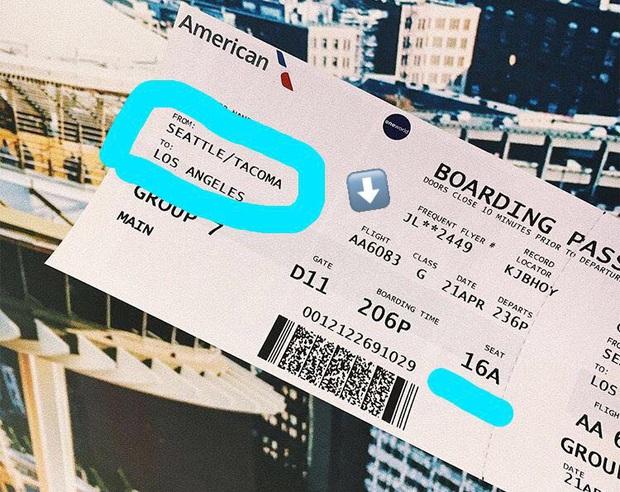 Thì ra thói quen đăng ảnh vé máy bay lên mạng xã hội hoặc vứt chúng đi có thể khiến chúng ta rước hoạ vào người thân đấy! - Ảnh 4.
