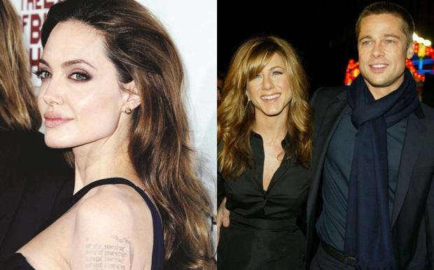 Nghe tin Brad Pitt và Jennifer Anniston tái hợp, Angelina Jolie 3 máu 6 cơn đóng vai ác để hủy hoại hạnh phúc chồng cũ? - Ảnh 2.
