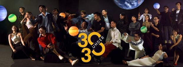Quang Hải, Châu Bùi, Changmakeup,... lọt vào danh sách 30 Under 30 do Forbes Việt Nam bầu chọn - Ảnh 2.