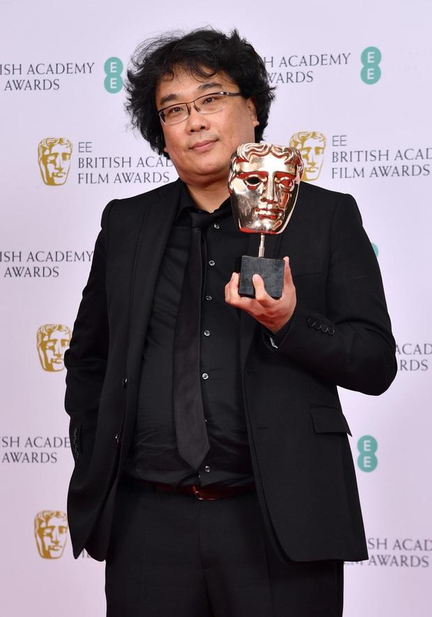 1917 thắng lớn, Parasite tiếp tục làm điện ảnh Hàn nở mặt khi ẵm hai giải quan trọng tại BAFTA Film Awards - Ảnh 5.