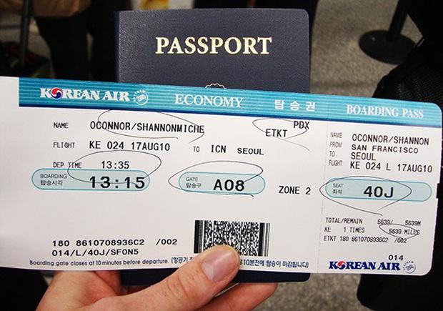 Thì ra thói quen đăng ảnh vé máy bay lên mạng xã hội hoặc vứt chúng đi có thể khiến chúng ta rước hoạ vào người thân đấy! - Ảnh 2.