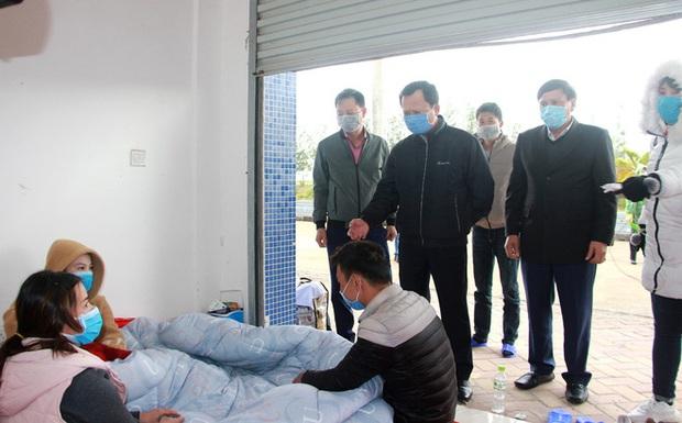 Bệnh nhân tử vong ngoại viện ở TP Móng Cái âm tính với virus corona - Ảnh 1.