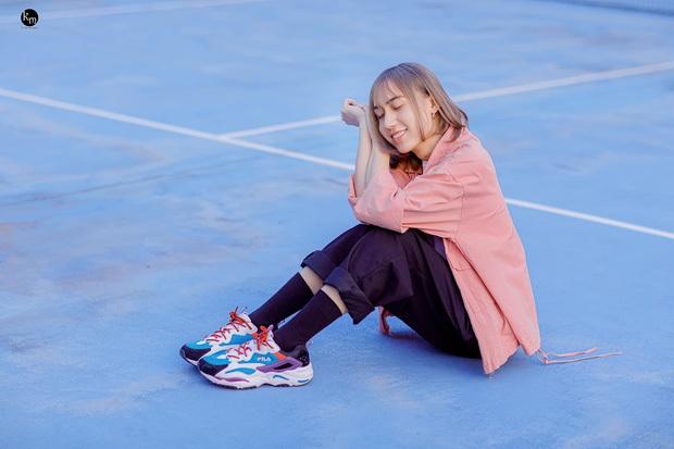 Lynk Lee nhảy Anysongchallenge dễ thương, điệu đà đúng chuẩn con gái ai nhìn cũng phải khen xinh - Ảnh 5.