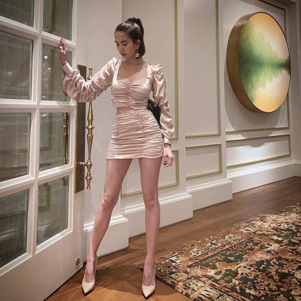 Street style sao Việt sau Tết: Diệp Lâm Anh sexy và chơi ăn đứt hội gái son, Lynk Lee ngày một điệu đà hậu PTTM - Ảnh 8.