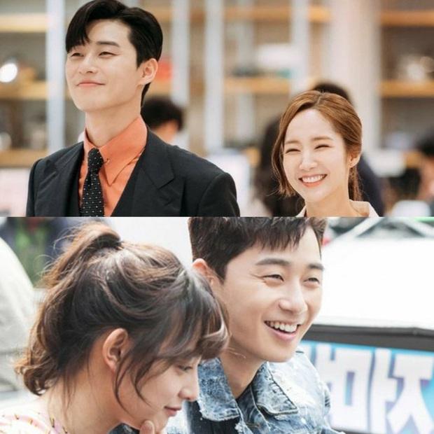 Dàn sao Itaewon Class: Park Seo Joon dính tin đồn yêu đồng tính, nữ thứ hot hơn cả nữ chính vì từng cặp kè Lee Jong Suk? - Ảnh 4.
