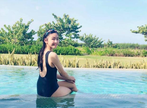 Không chỉ xinh đẹp chuẩn tiểu mỹ nhân, con gái lớn nhà Quyền Linh còn có tài múa cực chuyên nghiệp: Hoa hậu tương lai là đây! - Ảnh 2.