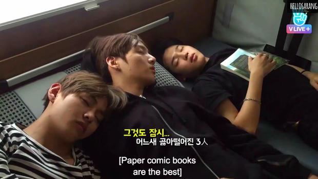 Loạt khoảnh khắc tình bể bình của bộ đôi mỹ nam V & Jungkook (BTS) khiến fan bấn loạn trên show thực tế! - Ảnh 7.