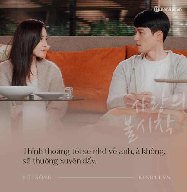 Crash Landing On You với rổ quote ngọt ngào điên dại: Sở thích của em là gì? Là anh Ri Jung Hyuk! - Ảnh 19.