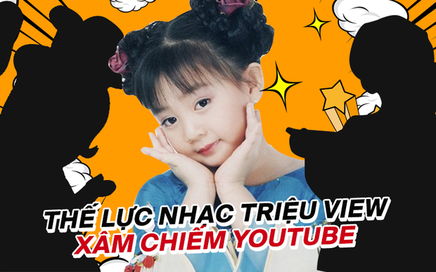 Khi nhạc bé trùm mới là thế lực thống trị YouTube: Video nào cũng từ chục đến trăm triệu view, các ngôi sao Vpop ra chuồng gà hết! - Ảnh 1.