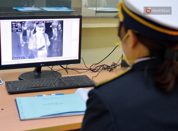 Chuyến tàu liên vận từ Trung Quốc vào Việt Nam chỉ với 2 người, một người bị từ chối nhập cảnh, một người được cách ly - Ảnh 6.