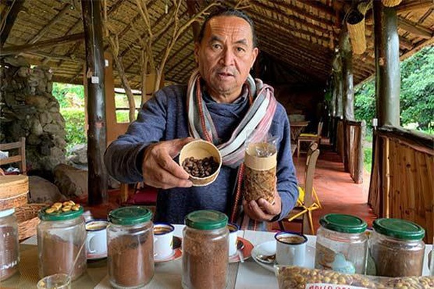 Không chỉ phân chồn hay voi nổi danh trong làng cà phê, phế thải từ dơi cũng là một trong những loại hạt cực phẩm đắt tiền nhất thế giới - Ảnh 4.
