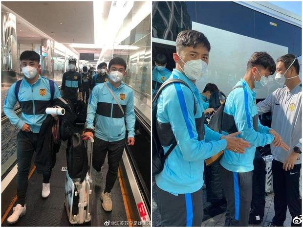 Đội tuyển Trung Quốc chật vật xin visa để thi đấu vòng loại World Cup 2022 - Ảnh 2.