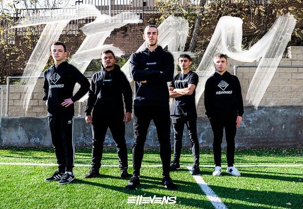 Tiếp bước Antoine Griezmann, đến lượt Gareth Bale thành lập tổ chức eSports riêng của mình mang tên Ellevens Esports - Ảnh 1.