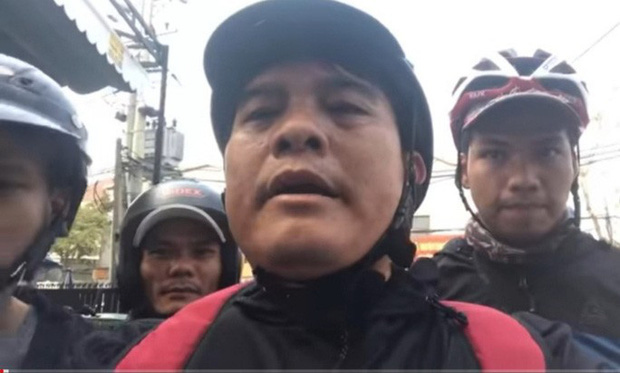 Cảnh sát hình sự Công an Bình Dương mời ông Nguyễn Thanh Hải lên làm việc - Ảnh 1.