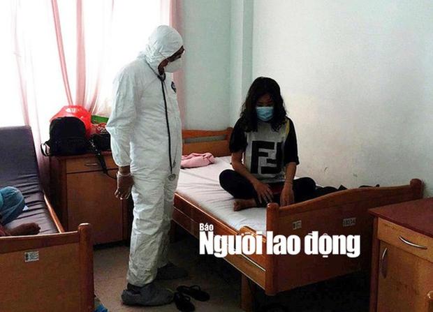 Nữ lễ tân nhiễm virus corona ở Khánh Hòa đã được điều trị khỏi bệnh - Ảnh 1.