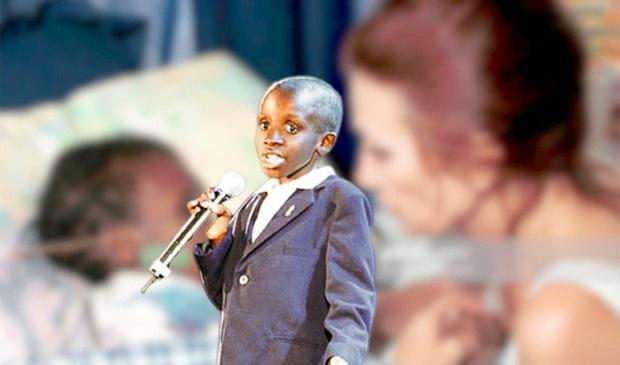 Cậu bé xuất hiện trên Google hôm nay là ai: Nkosi Johnson - người hùng nhỏ với bài phát biểu khiến 10.000 người chết lặng - Ảnh 2.