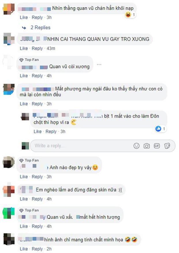 PUBG Mobile Việt Nam vừa tung ảnh cosplay Quan Vũ, dân tình được dịp hả hê, chê tơi tả - Ảnh 6.