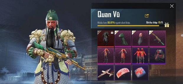 PUBG Mobile Việt Nam vừa tung ảnh cosplay Quan Vũ, dân tình được dịp hả hê, chê tơi tả - Ảnh 9.