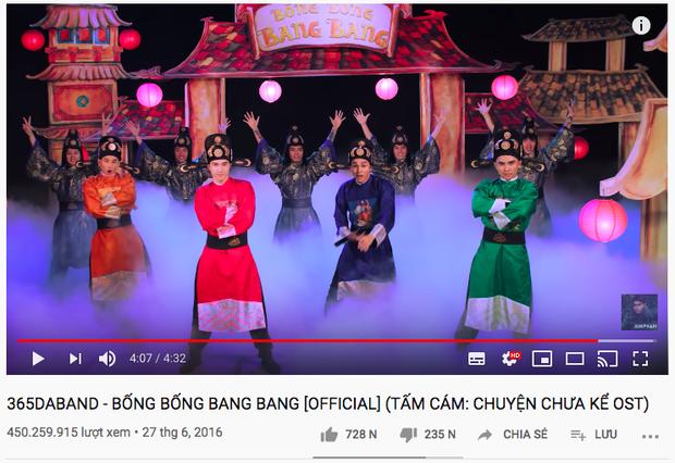 Khi nhạc bé trùm mới là thế lực thống trị YouTube: Video nào cũng từ chục đến trăm triệu view, các ngôi sao Vpop ra chuồng gà hết! - Ảnh 10.