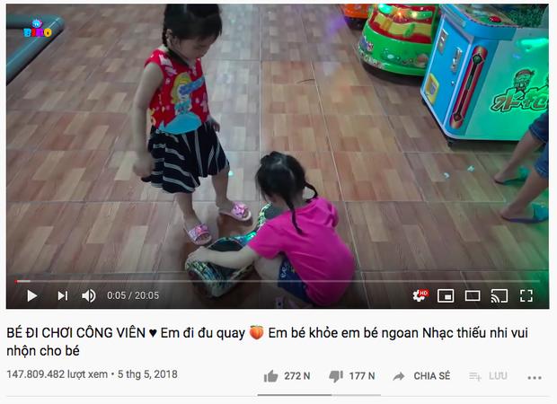 Khi nhạc bé trùm mới là thế lực thống trị YouTube: Video nào cũng từ chục đến trăm triệu view, các ngôi sao Vpop ra chuồng gà hết! - Ảnh 15.