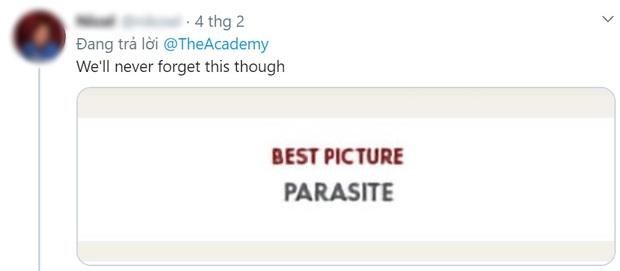 Viện hàn lâm Mỹ nhận no gạch từ netizen vì đăng dự đoán Oscar 2020: Parasite thắng Phim hay nhất - Ảnh 4.