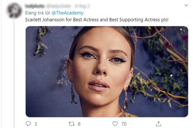 Viện hàn lâm Mỹ nhận no gạch từ netizen vì đăng dự đoán Oscar 2020: Parasite thắng Phim hay nhất - Ảnh 8.