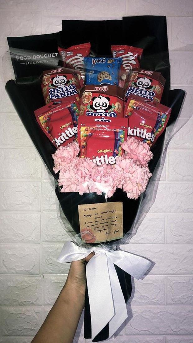 Nhìn những món quà Valentine độc lạ này mới hiểu vì sao người ta nói con đường ngắn nhất đến trái tim nhau là thông qua… bao tử! - Ảnh 16.