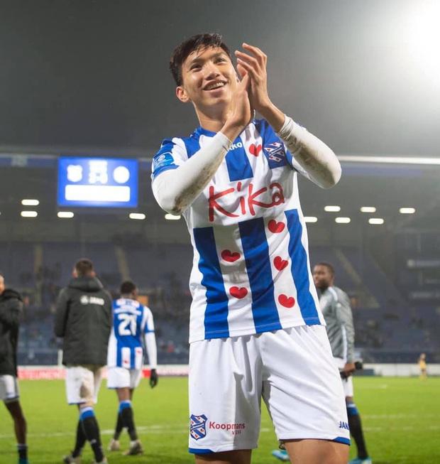 Văn Hậu đá trọn 90 phút trong chiến thắng của Jong Heerenveen - Ảnh 2.