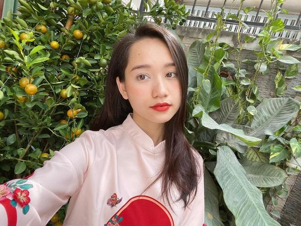 Ngẩn ngơ loạt khoảnh khắc đời thường của Trúc Anh: Đôi mắt trong trẻo, nụ cười hút hồn chuẩn nàng thơ phim Việt! - Ảnh 4.