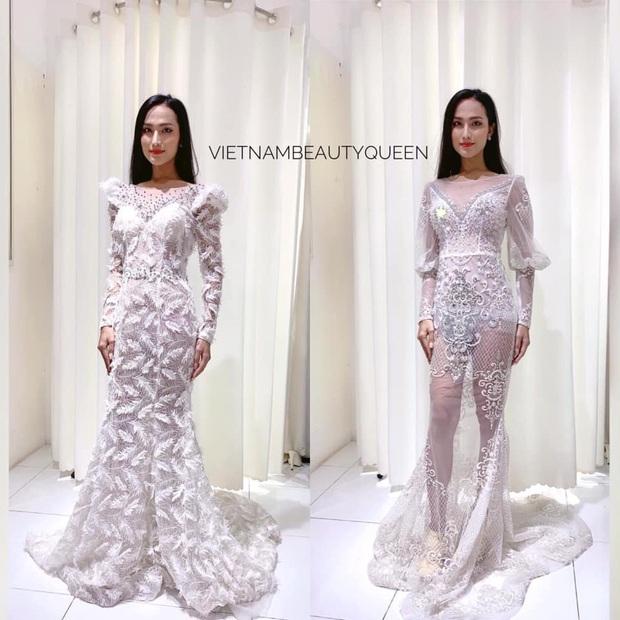 Hé lộ 2 mẫu dạ hội của Hoài Sa trong Miss International Queen 2020, netizen rần rần phản ứng: Trang phục gì mà quê quá! - Ảnh 1.