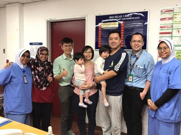 Bệnh nhân 4 tuổi nhiễm virus corona ở Malaysia đã hồi phục và xuất viện - Ảnh 1.