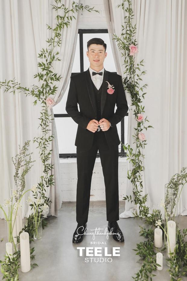 Ngắm trọn bộ ảnh cưới sang - xịn - mịn, đậm chất showbiz của cặp đôi Duy Mạnh - Quỳnh Anh, hé lộ luôn hình ảnh nhẫn cưới không như mọi người kì vọng - Ảnh 6.