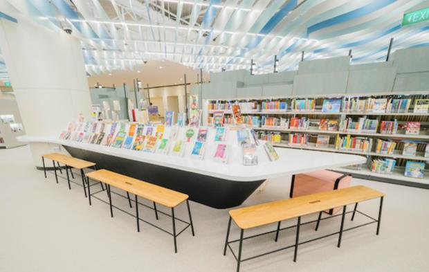 Quên những địa điểm check in đã quá quen thuộc đi, trend mới khi đến Singapore là phải sống ảo ở thư viện mới chuẩn nhé! - Ảnh 13.