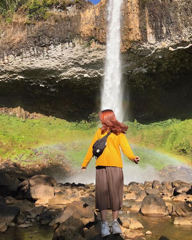 """Đã tìm ra thác nước đẹp nhất Tây Nguyên lên hình """"ảo"""" như cổ tích, vậy mà đó giờ lại hiếm người biết đến vậy - Ảnh 17."""