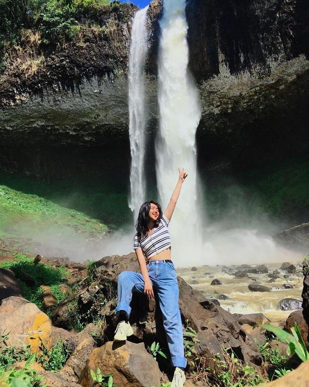 """Đã tìm ra thác nước đẹp nhất Tây Nguyên lên hình """"ảo"""" như cổ tích, vậy mà đó giờ lại hiếm người biết đến vậy - Ảnh 9."""