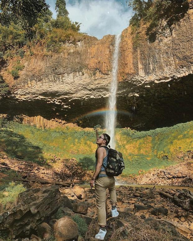 """Đã tìm ra thác nước đẹp nhất Tây Nguyên lên hình """"ảo"""" như cổ tích, vậy mà đó giờ lại hiếm người biết đến vậy - Ảnh 3."""