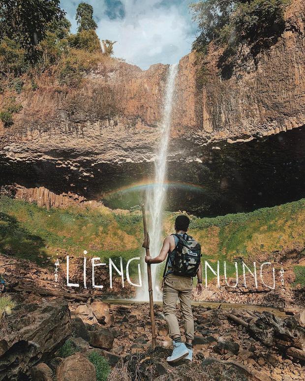 """Đã tìm ra thác nước đẹp nhất Tây Nguyên lên hình """"ảo"""" như cổ tích, vậy mà đó giờ lại hiếm người biết đến vậy - Ảnh 13."""
