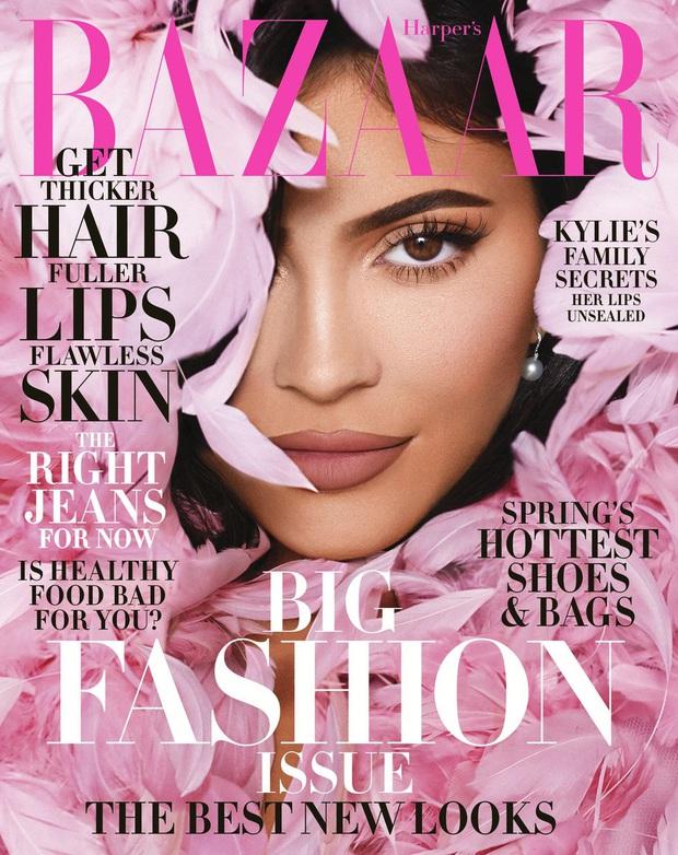 Mãn nhãn với bộ ảnh tạp chí quý tộc siêu lồng lộn của Kylie Jenner, nhưng cô con gái ngậm thìa vàng lại nổi bật hơn cả - Ảnh 1.